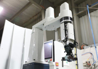 Integrated CNC Robot