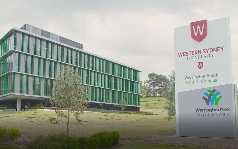 Western Sydney University – Transforming manufacturing through digital